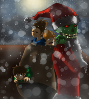 Zanta Claws by stephie-anna