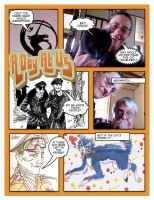 Photo comics by DonnaBarr