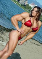 Beach Muscle by jderril
