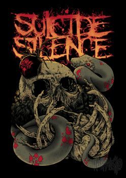 Suicide Silence by Impakto