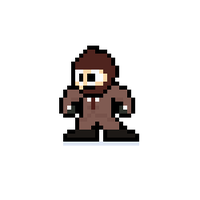 Le Spy (8-Bit TF2 Spy) by MelolzuGaming