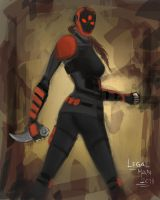 Monday Night Combat : Assassin by Legal-Han