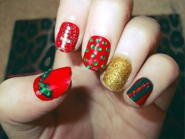 NAIL ART 001 by ModernActions