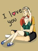 I love you by Mr-Honney