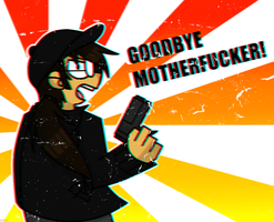 GOODBYE (colored) by EpicGuac