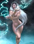 colors Storm nudity by dinei