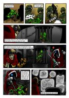 GROT UPRISING COMIC Page 2 by Proiteus