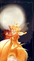 Dancing In The Night of Full Moon by Dani-V