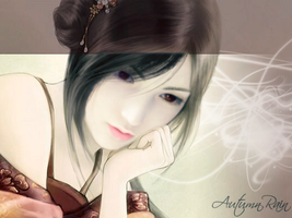 Tifa_Ancient Chinese Beauty by xXxAutumnRainxXx