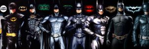 batman  generations by blakenoble6