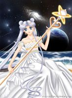 Princess Serenity by Zellion