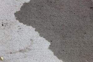 Wet Concrete Texture Stock by stocktextures