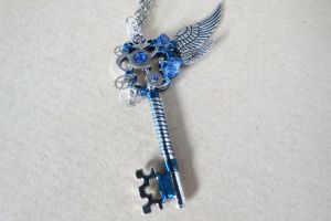 Angel Gears key by LsUnique