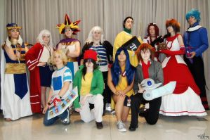 +A-fest '09+ - YGO Universe by Darling-Poe