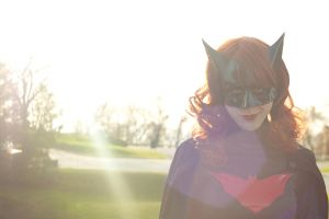 Batwoman in the Sun by BlitheFool