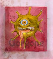 The Beholder II by Gorgone