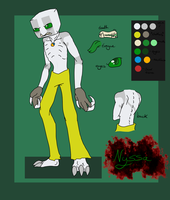 Nyssa Ref by Ask-Creeps-and-Lanky