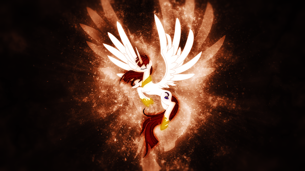 Rise of a Goddess [Romus91 Collab] by Mithandir730