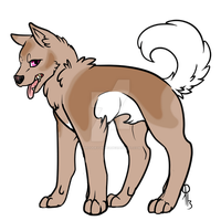 Dog Adoptable -closed- by ProudRyukin13
