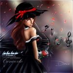 Commission: Ultimo Concerto by Heather91
