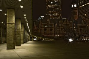 Nathan Phillips Square by iveroon