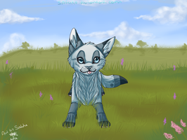 Gray-Tail by Satuka