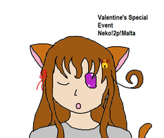 2p!Malta Valentines Day special by Ask-1p-2p-Malta