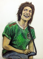 Jaime Preciado - Viva Mexico! by I-Draw-Bands