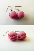 Macaron Earrings by ViVoRiNo99