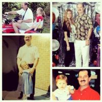 Collage for my dad's b-day by IshSavannah