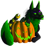 Happy Pumpkin is Happy by ThisPoisonedOne