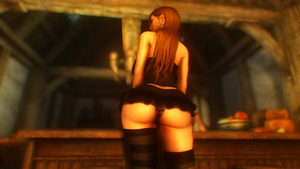 Dat Butt #15.....Do She got the Booty.... by Toshihirohei