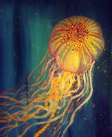 Jellyfish by JessKristen