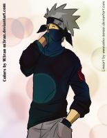 kakashi1 quick colors by M3ran