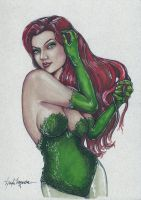 Poison Ivy by leidanogueira