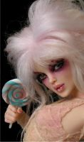 Candy Girl - A Lollipop Diva 3 by wingdthing