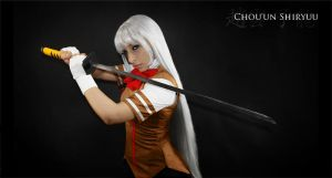 Choun Shiryu Cosplay 07 by Bastetsama-Cosplay