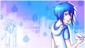 UTAU ORIGINAL - At The End Of The Rain (+ .UST) by Violac