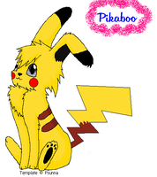 Pikaboo by MapleKennels
