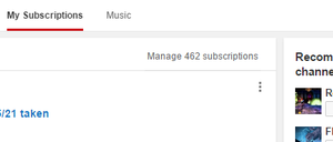 Look at how many people I'm subbed to 0.0 by Yewneko-chan14