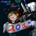 Happy New Year 2014!! by MNS-Prime-21