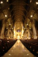 St. Patrick Cathedral by Benhurdj
