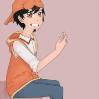 Fan Art: Boboiboy :For the PMR students by SaoriAo