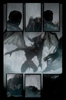 Silent Hill Downpour: Anne's Story #3 Page 15 by T-RexJones
