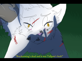 Faults and Mistakes by PenumbralWolf
