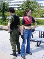 Chris Redfield: Otakon 4 by NoWhereMedia