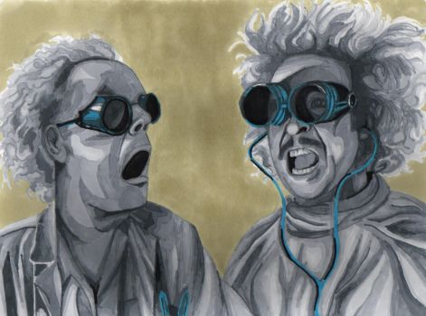 My Favorite Doctors by musicsuperspaz