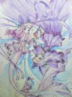 Nur Marin ~Two World~ by Charming-Manatee