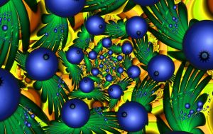 Blue-tiful Blueberries by wolfepaw