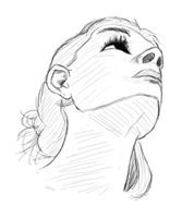 Expresion Studies by Alisha-town